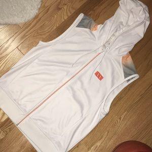 Armani Exchange Hoodie Vest